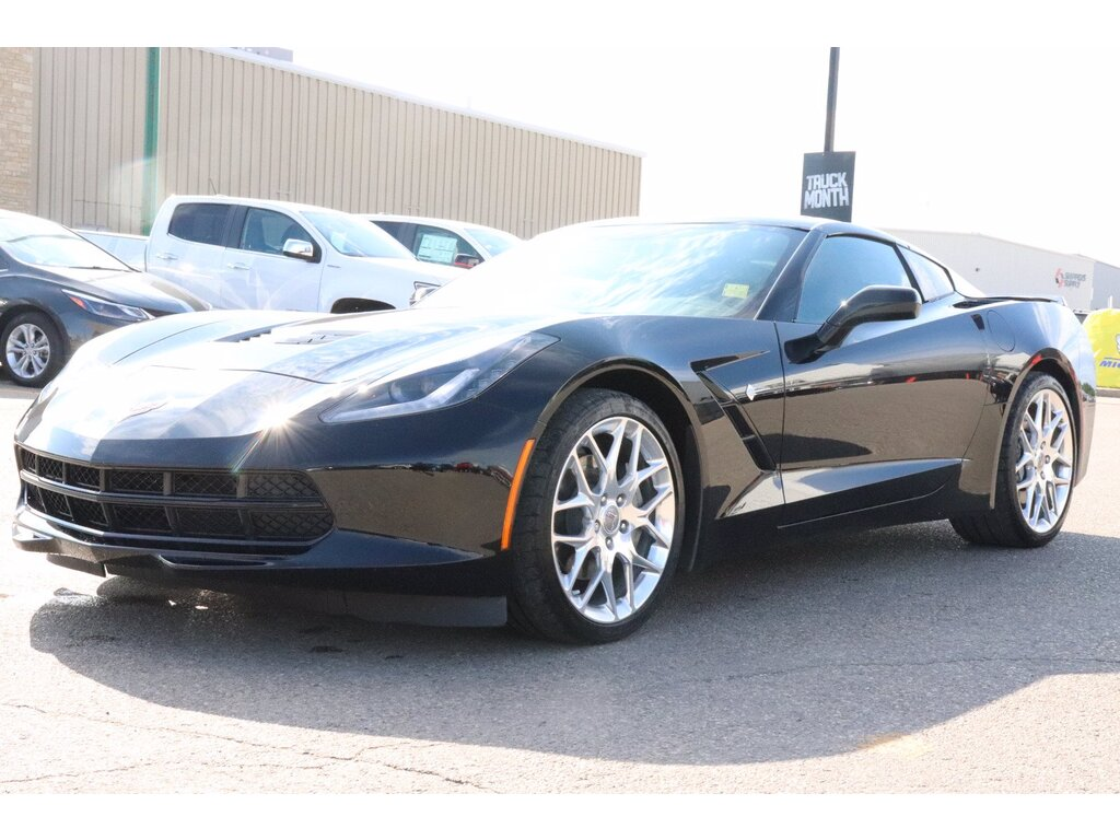 coupe Chevrolet Corvette C7 Stingray Coupe 6.2 V8 1LT