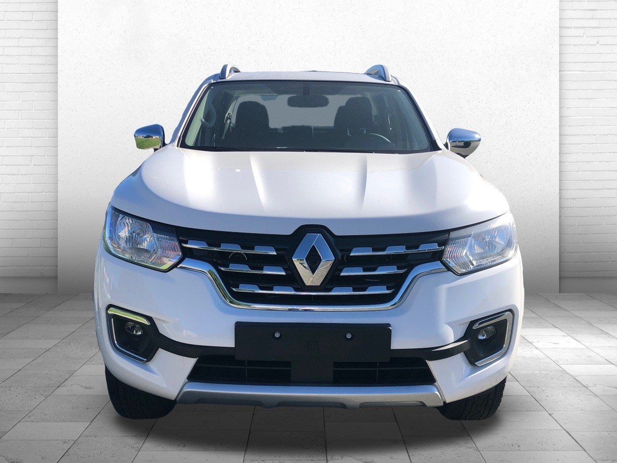 pickup Renault Alaskan Pick-up 2.3 dCi 190 Twin 4x4
