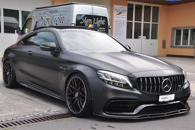 cabriolet Mercedes-Benz C-Klasse C 63 AMG C 63 S AMG 9G-tronic Coupé designo magno