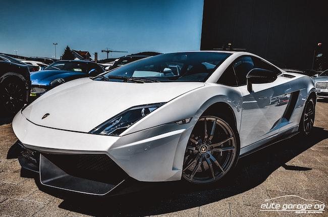 sportscar Lamborghini Gallardo LP570-4 Coupé Superleggera E-Gear
