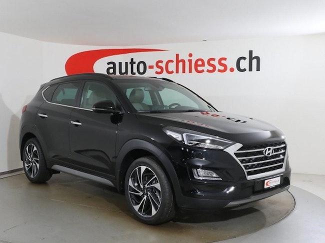 suv Hyundai Tucson 1.6 TGDI Premium Plus 4WD