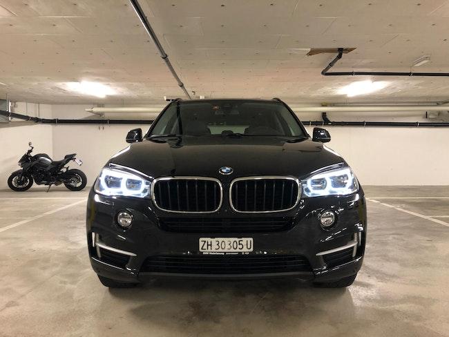 suv BMW X5 xDrive M50d Steptronic 381 PS