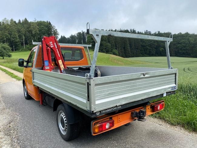pickup VW T5 2.5 4x4 TDI PD 4MOTION