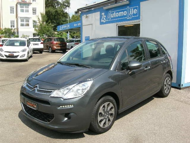 saloon Citroën C3 1.2i Séduction