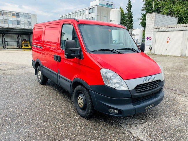 van Iveco Daily / Turbo Daily Daily 35 S 17 VL