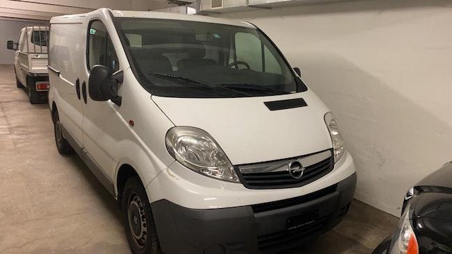 van Opel Vivaro 2.0 CDTI 2.7t L1H1