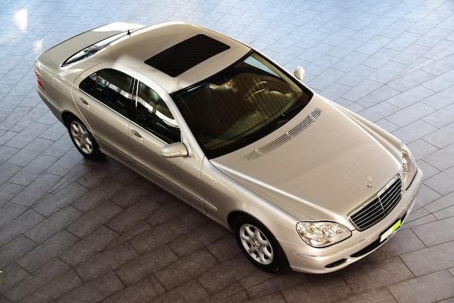 saloon Mercedes-Benz S-Klasse S 350 4Matic