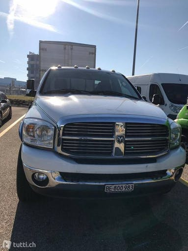 Dodge other Ram 2500 ST 231'700 km CHF17'700 - kaufen auf carforyou.ch - 1