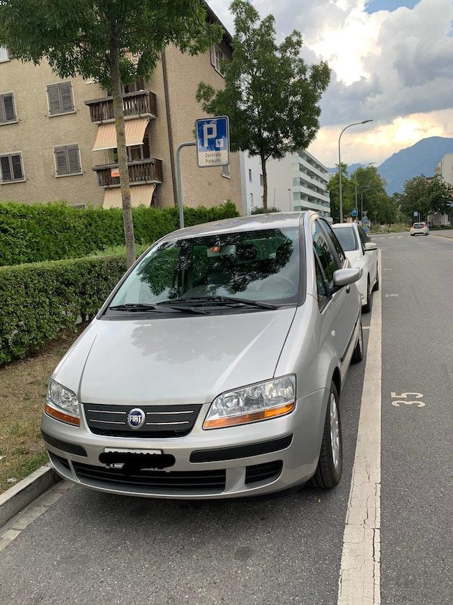 Fiat Idea 1.4 16V Swiss Edition 68'996 km CHF2'950 - acquistare su carforyou.ch - 1