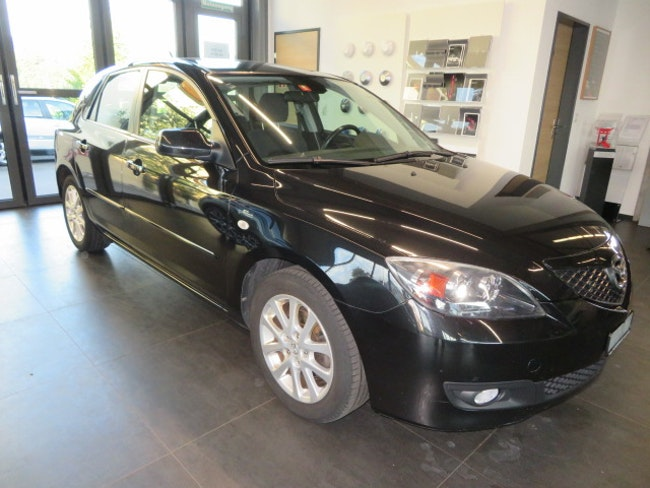 saloon Mazda 3 Hatchback 1.6 Exclusive