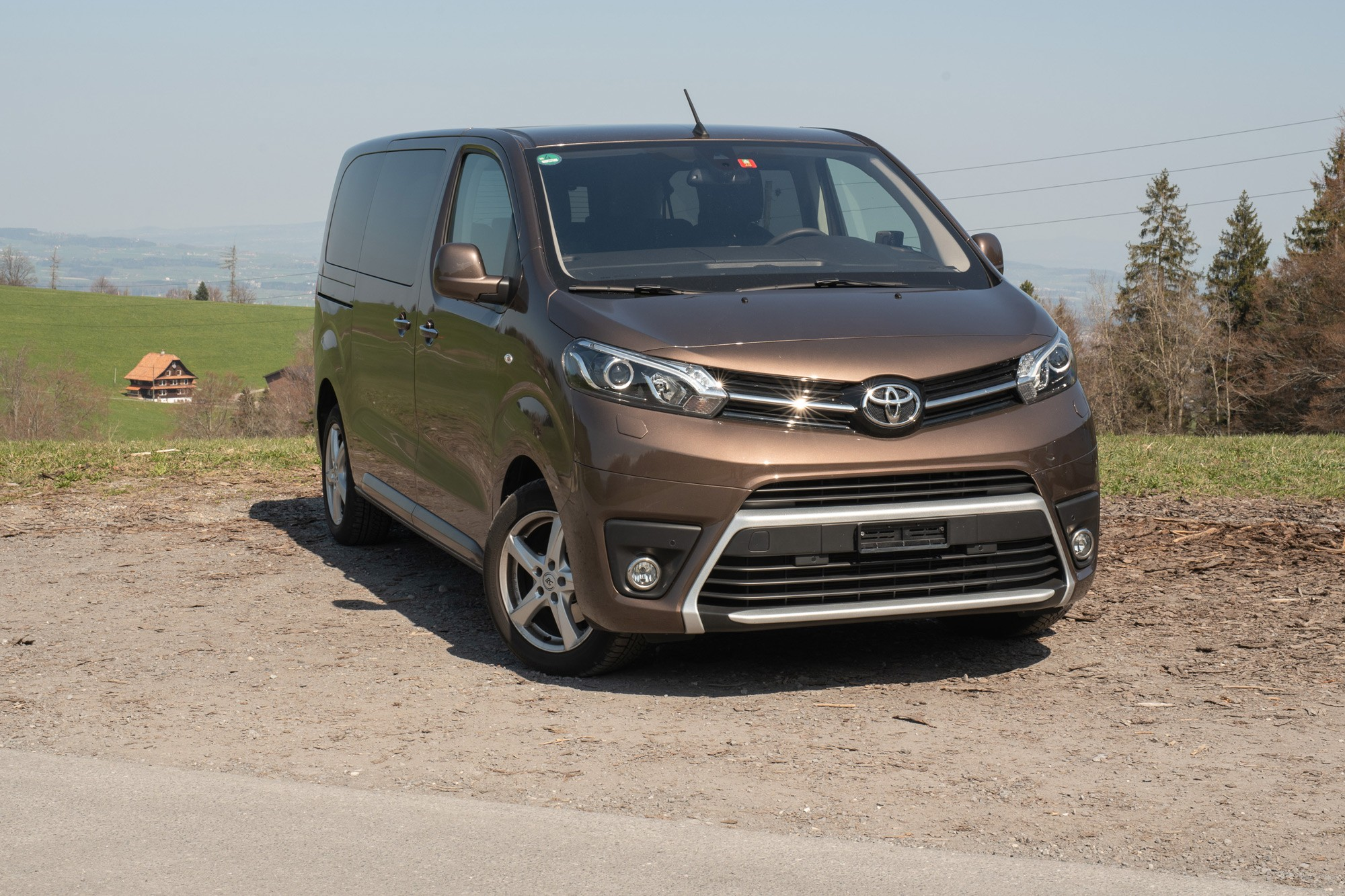 bus Toyota Proace Verso ++TOP Zustand ++ 8-Plätzer ++