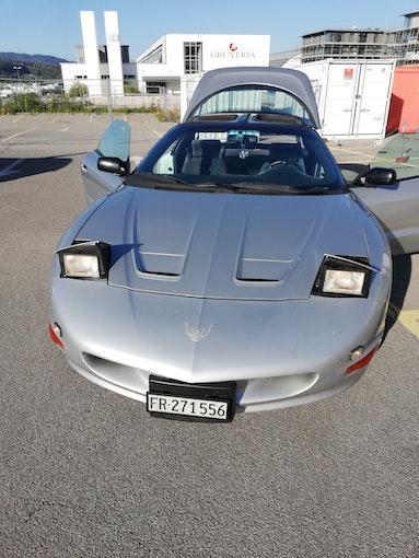 Pontiac Firebird Coupé 3.8 V6 145'000 km 6'900 CHF - kaufen auf carforyou.ch - 1