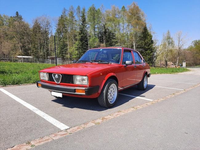 Alfa Romeo Alfetta 2.0 75'000 km 20'900 CHF - acquistare su carforyou.ch - 1