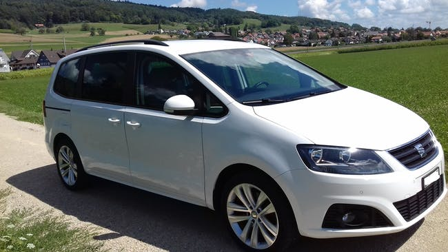 SEAT Alhambra 2.0 TDI 140 EcoM Style 120'000 km CHF14'400 - buy on carforyou.ch - 1