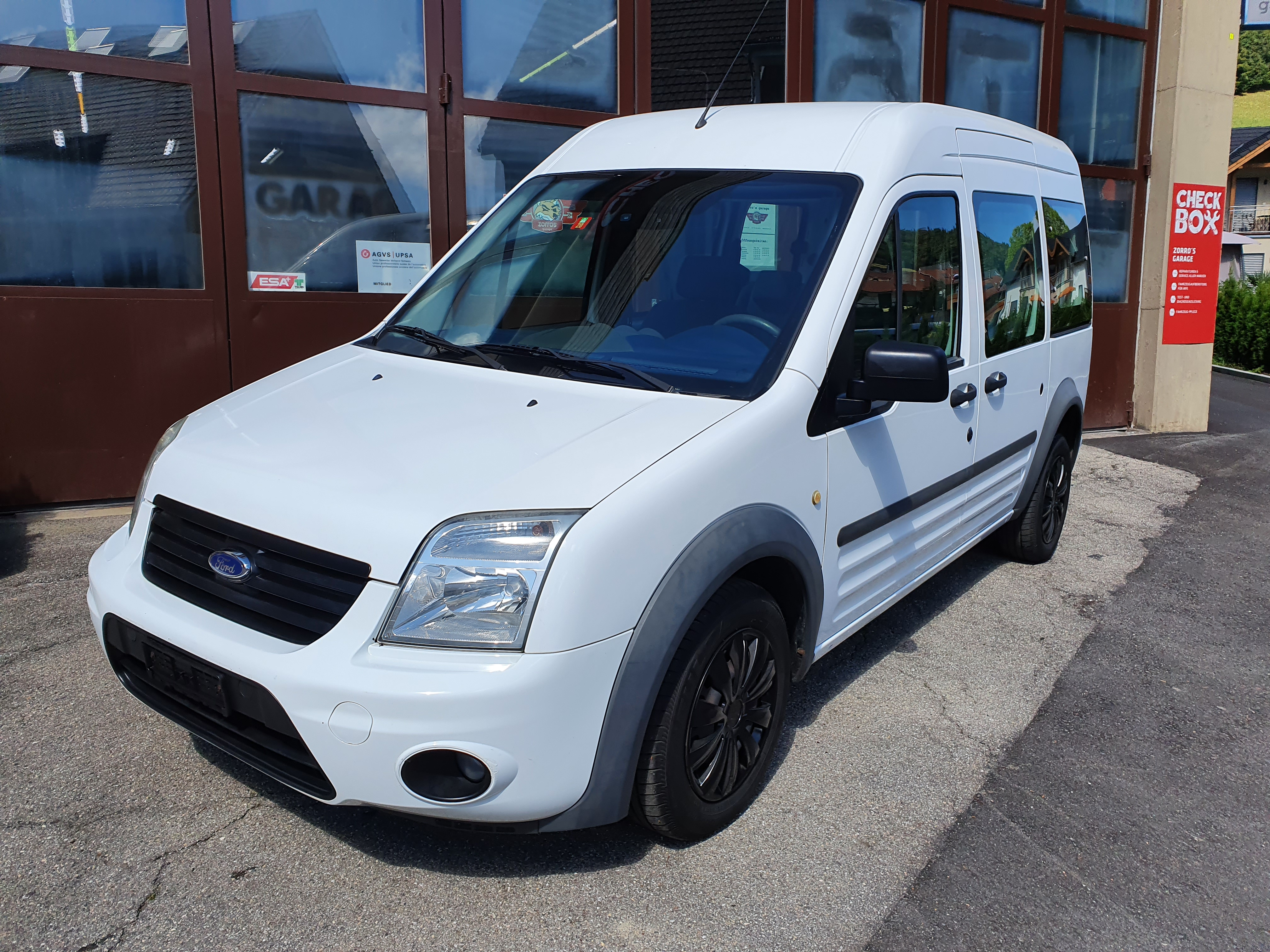 van Ford Connect Transit Connect Kaw. 230 L 1.8 TDCi 110 Trend