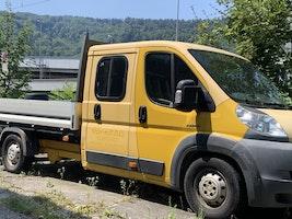 Citroën Jumper DKab.-Pick-up 35+ L3 2.2 HDI 120 95'678 km 5'200 CHF - acheter sur carforyou.ch - 2