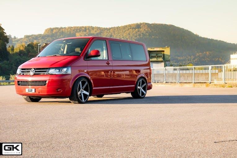 VW T5 2.0 TDI Multivan 140 PS DSG Bus Bilstein GK 180'000 km CHF32'000 - acquistare su carforyou.ch - 1