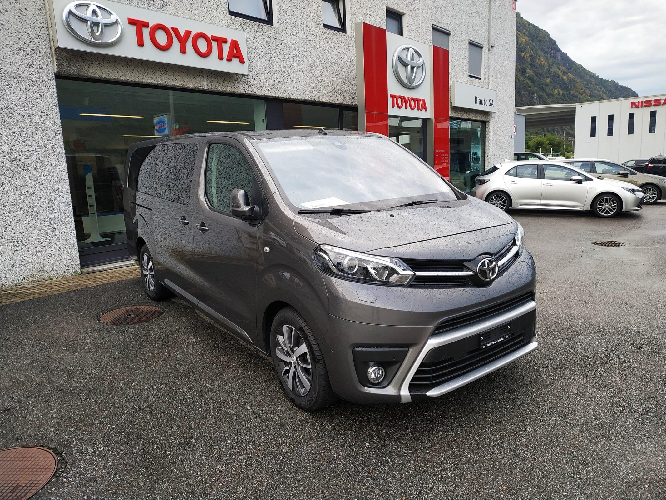 bus Toyota Proace Verso 2.0 D-4D Trend Long