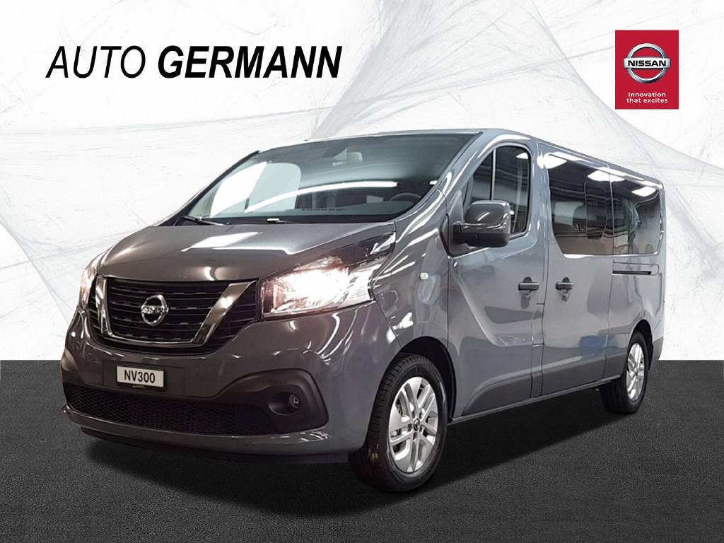 bus Nissan NV300 Kombi 2.9t L2H1 2.0 dCi 170 Pre.