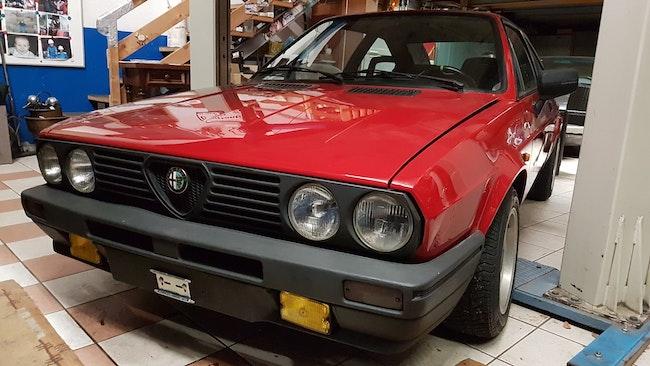 Alfa Romeo Alfasud Sprint Quadrifoglio Verde 100'000 km 10'000 CHF - acheter sur carforyou.ch - 1