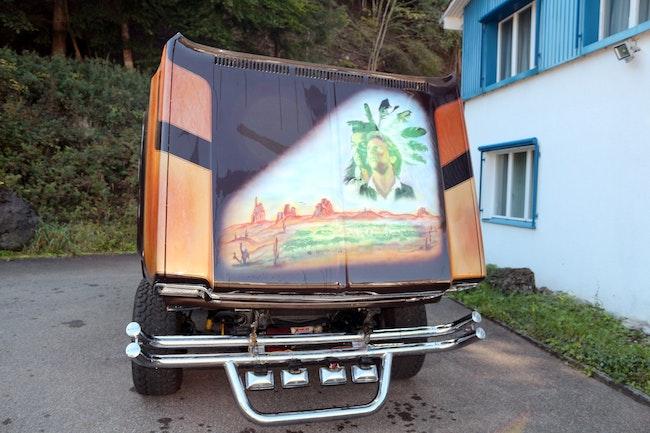 Chevrolet Blazer K5 Blazer 350 110'000 km CHF20'200 - acheter sur carforyou.ch - 1