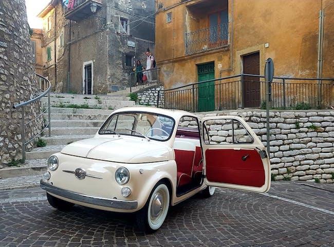 "Fiat 500 D ""Selbstmördertüre "" 100 km CHF37'000 - buy on carforyou.ch - 1"