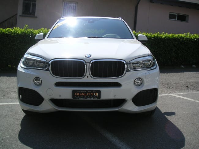 BMW X5 xDrive 40d Steptronic 86'400 km CHF39'900 - buy on carforyou.ch - 1