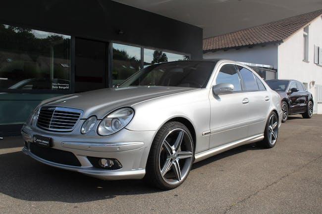 Mercedes-Benz E-Klasse E 400 CDI Elégance Automatic 163'000 km CHF8'900 - buy on carforyou.ch - 1