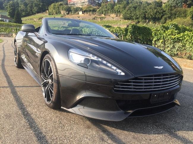 cabriolet Aston Martin Vanquish Volante V12