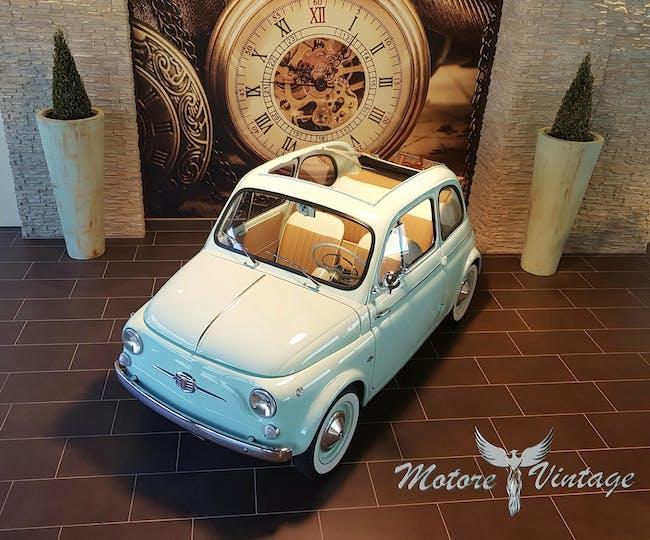 """Fiat 500 D 110 SELBSTMÖRDERTÜRE CABRIO """" Mentina """" 100 km CHF37'000 - buy on carforyou.ch - 1"""