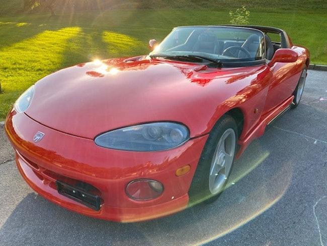 Chrysler Viper RT/10 28'000 km 43'990 CHF - buy on carforyou.ch - 1