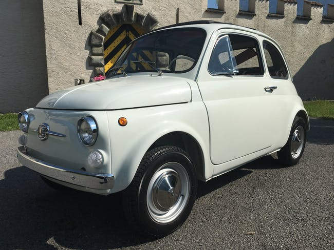Fiat 500 110 F 75'000 km CHF22'900 - buy on carforyou.ch - 1