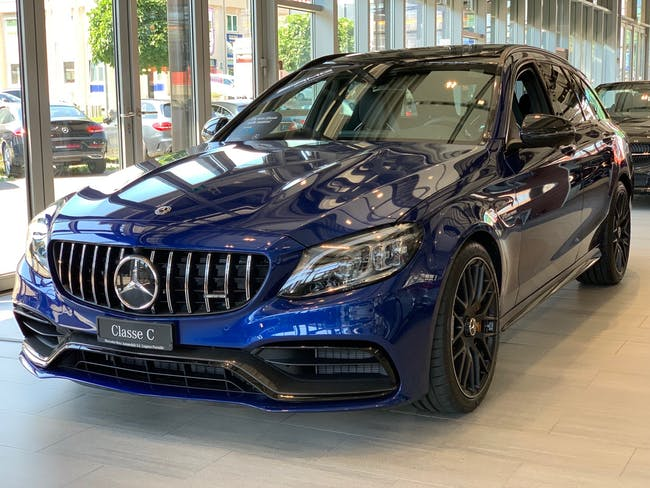 Mercedes-Benz C-Klasse C 63 S AMG 20 km CHF123'900 - buy on carforyou.ch - 1