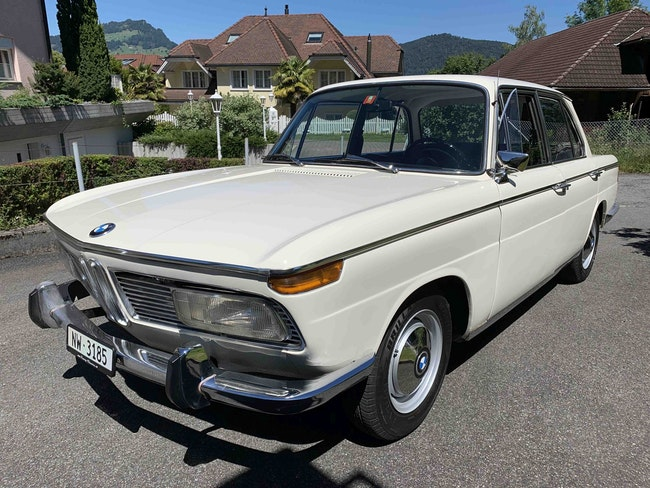 BMW 2000 2000 11'000 km 17'600 CHF - acheter sur carforyou.ch - 1