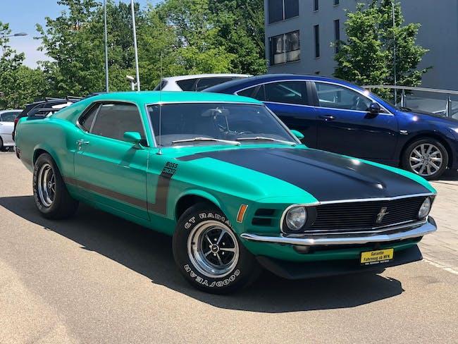 Ford Mustang Originaler Boss 302 V-8 Engine 75'580 km CHF60'900 - buy on carforyou.ch - 1