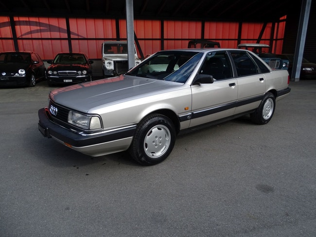 Audi 200 Turbo 20V quattro 262'000 km CHF40'000 - acheter sur carforyou.ch - 1