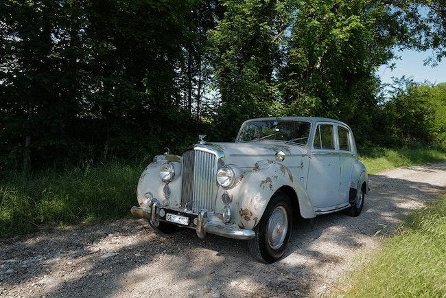Bentley Mark VI Mark VI 37'000 km 89'000 CHF - acquistare su carforyou.ch - 1
