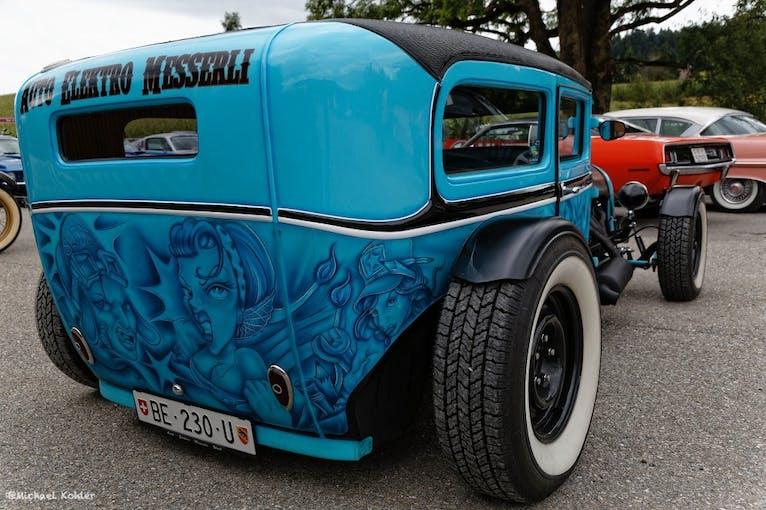 Ford Model A HOT ROD- MODEL A 100'000 km CHF32'000 - acquistare su carforyou.ch - 1