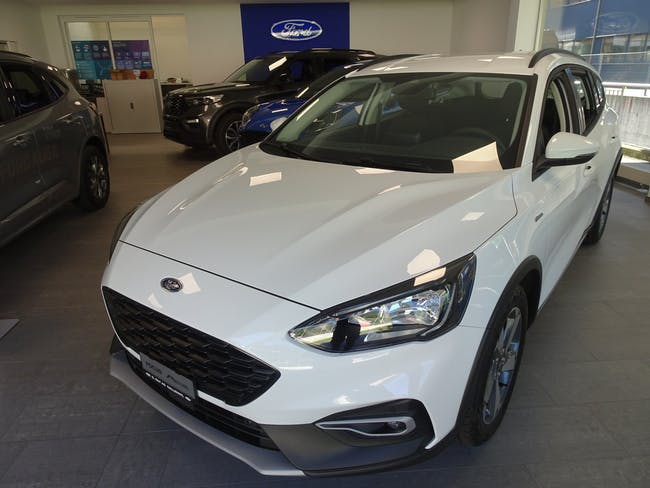 Ford Focus 1.0 SCTi Active 50 km CHF28'900 - buy on carforyou.ch - 1