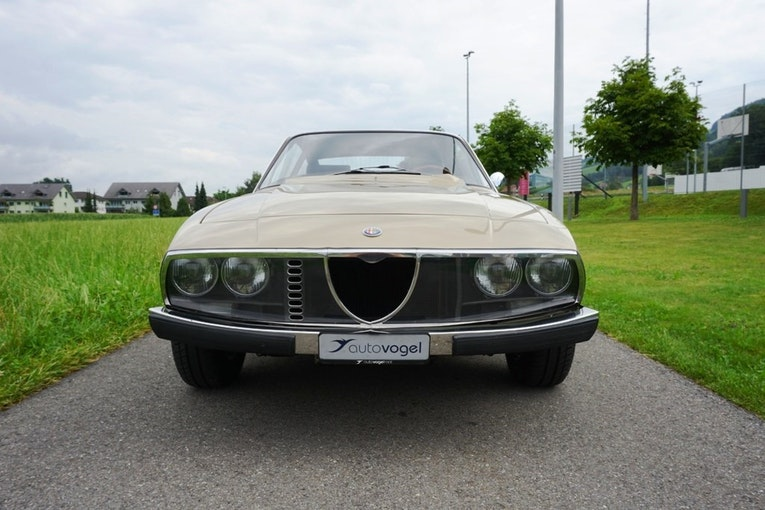 Alfa Romeo S.Z. JUNIOR 1600 ZAGATO 139'980 km CHF118'900 - buy on carforyou.ch - 1