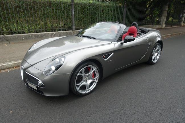 Alfa Romeo 8C Spider 9'400 km CHF295'000 - kaufen auf carforyou.ch - 1