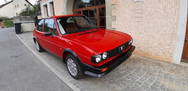 Alfa Romeo Alfasud 1.5 ti Serie III 145'000 km 22'900 CHF - buy on carforyou.ch - 1