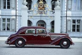 Alfa Romeo 6 C 2500 Tourismo 5 posti 58'500 km CHF195'000 - acquistare su carforyou.ch - 3