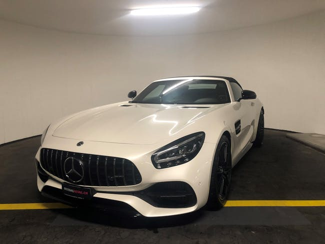 Mercedes-Benz GT AMG GT C Roadster Speedshift DCT 5 km CHF186'800 - buy on carforyou.ch - 1