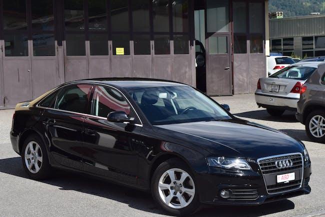 Audi A4 2.0 TFSI E85 145'000 km CHF8'600 - buy on carforyou.ch - 1