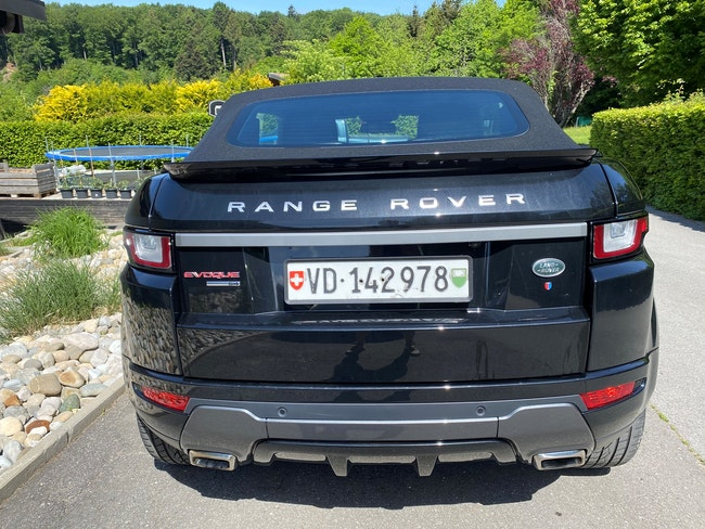 cabriolet Land Rover Range Rover Evoque Convert. 2.0 Si4 SE Dynamic AT9