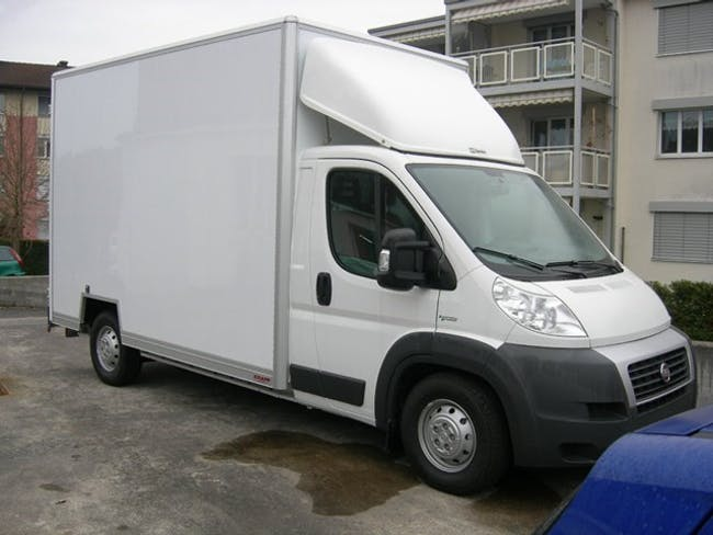 Fiat Ducato 17 3.0 Natural Po. 9'500 km CHF49'900 - buy on carforyou.ch - 1