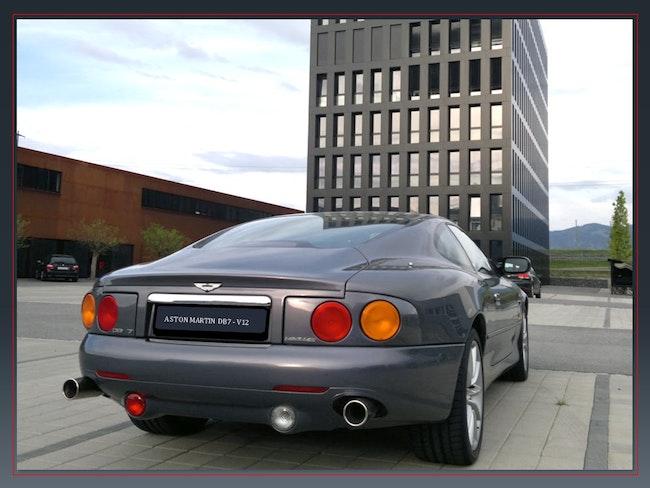 Aston Martin DB7 Vantage 54'500 km CHF44'600 - buy on carforyou.ch - 1