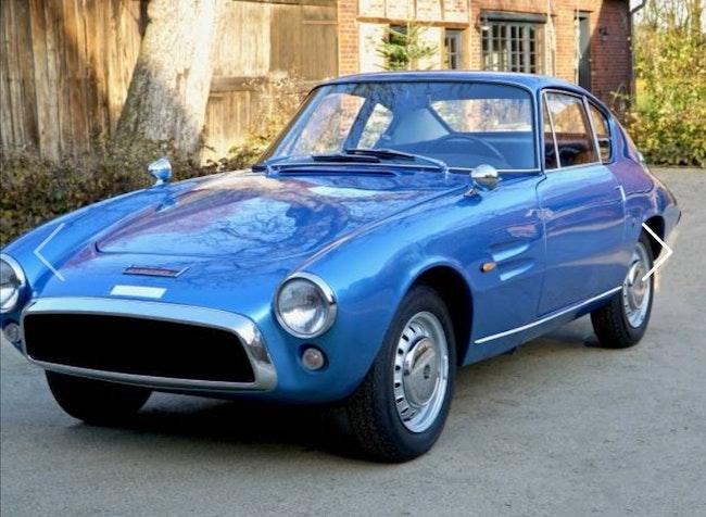 Fiat 1500 GHIA 1500 GT 16'000 km CHF95'000 - buy on carforyou.ch - 1