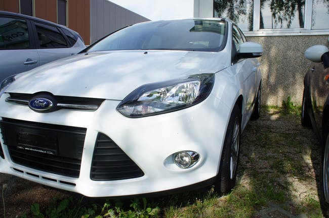 Ford Focus 1.6 SCTi Carving 95'000 km CHF9'950 - buy on carforyou.ch - 1
